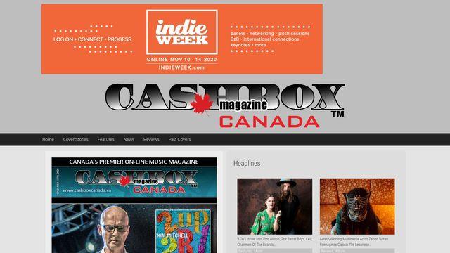 Cashbox Canada