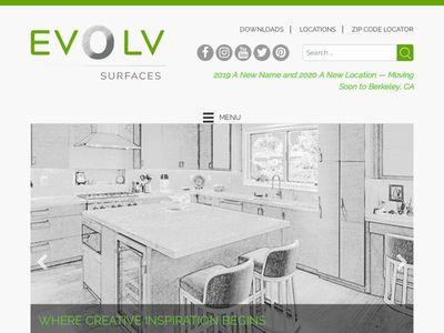 EvolvTM Surfaces, Inc.