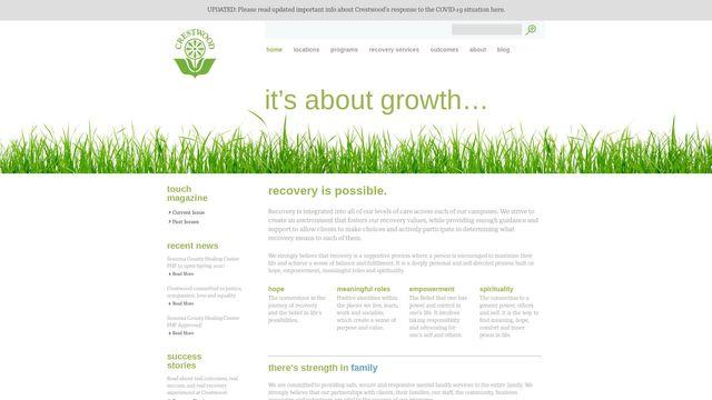 Crestwood Behavioral Health Inc.
