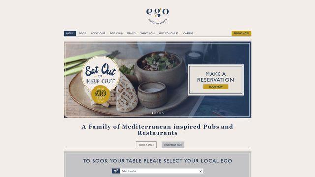 Ego Restaurants Holdings Ltd