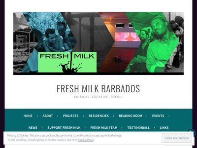 The Fresh Milk Art Platform Inc.
