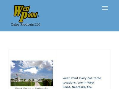 West Point Dairy Products, Inc.