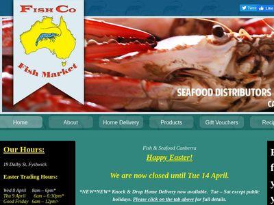 FishCo Fish Market