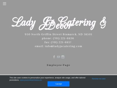 Lady J's Catering & Decor