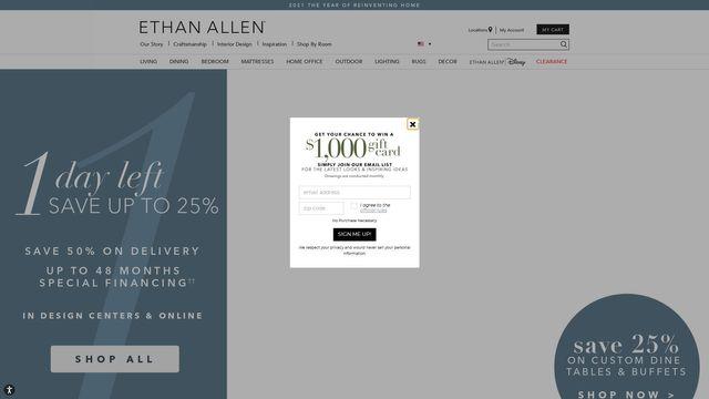 Ethan Allen Global, Inc.