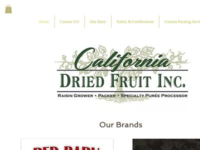 California Dried Fruit, Inc.