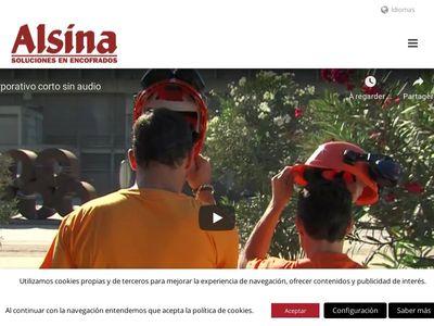 Encofrados J. Alsina S.A.