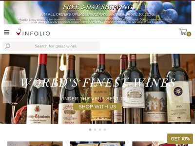 Vinfolio, Inc.