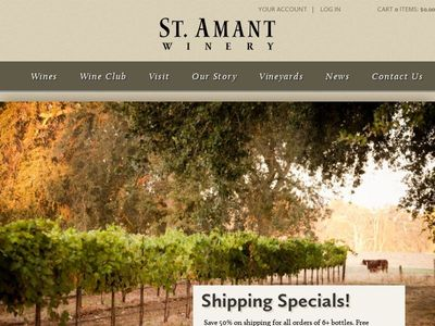 St Amant Winery