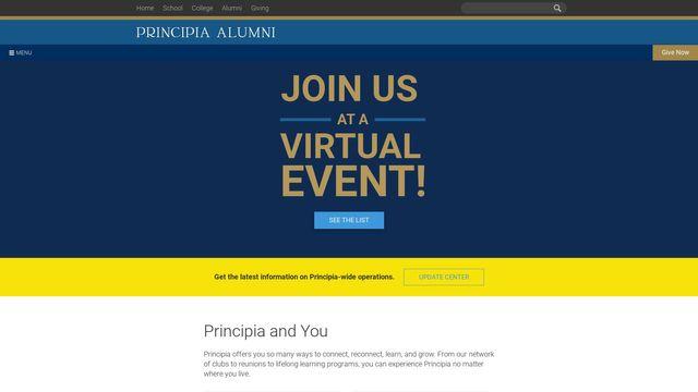 Principia Alumni