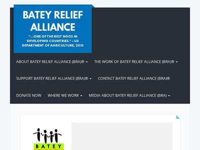 Batey Relief Alliance, Inc.