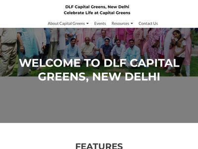 DLF Capital Greens, New Delhi