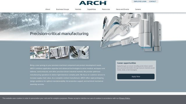 ARCH Global Holdings, LLC
