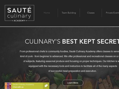 Saute Academy