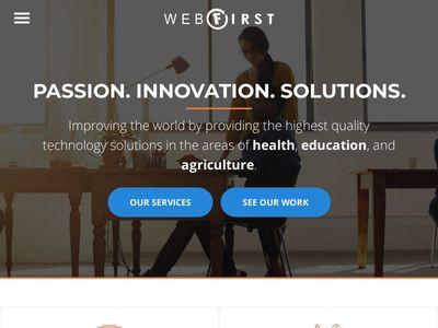 WebFirst, Inc.