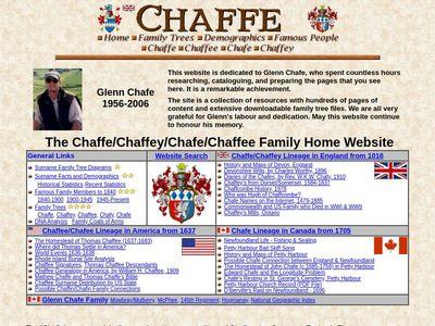 Chaffee Manufacturing Company