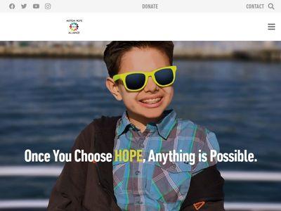 Autism Hope Alliance, Inc