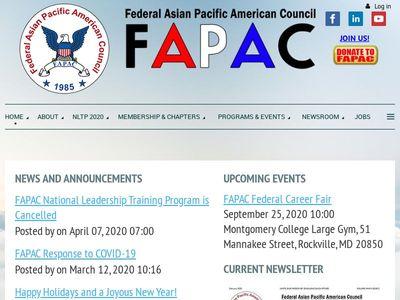 FAPAC Distinguished Public Service Scholarship Endowment Fund, Inc.