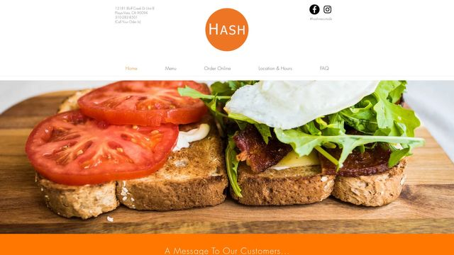 Hash Restaurant