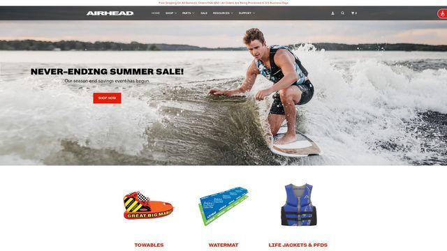 Airhead Sports Group, Inc