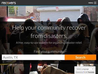 Churches of Christ Disaster Relief Efforts Inc.