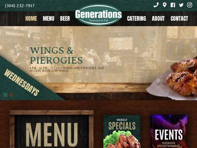 Generations Restaurant & Pub