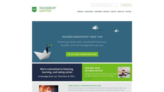 Woodruff-Sawyer & Co.