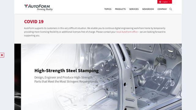 AutoForm Engineering USA, Inc.