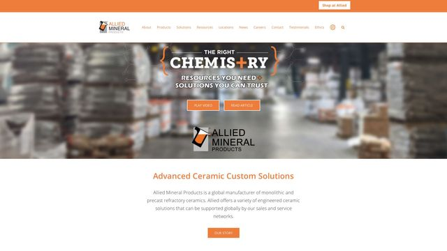 Allied Mineral Products, LLC