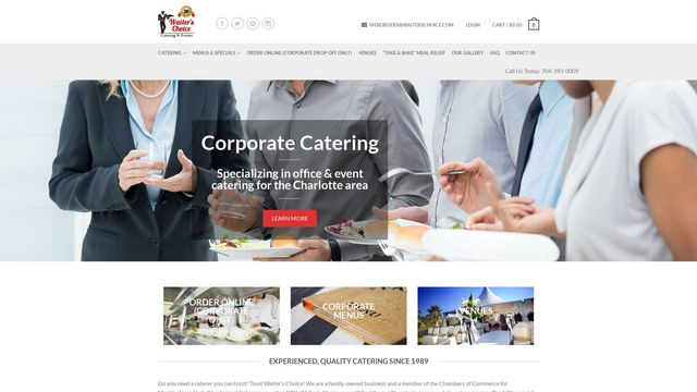 Waiter's Choice Catering