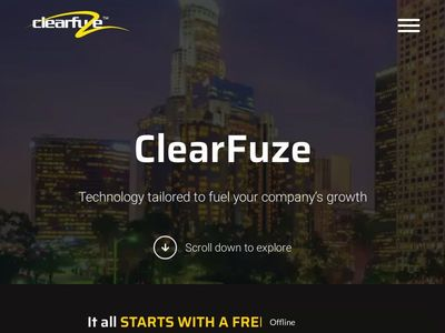 ClearFuze Networks, Inc.