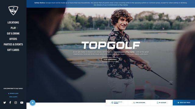 Topgolf International, Inc.