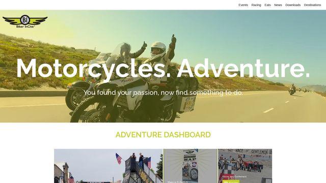 Biker City Guide InCite Research, Inc.