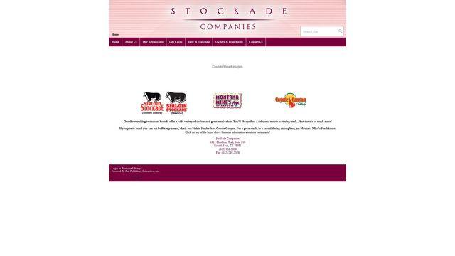 Stockade Co