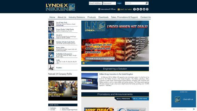 Lyndex-Nikken, Inc.