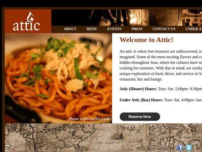 Under Attic