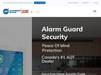 Alarm Guard Security Services Inc