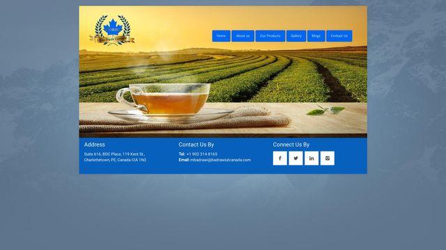 Badrawi Ultra Trade Canada Ltd