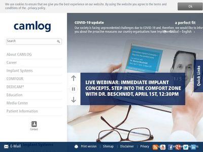 CAMLOG Biotechnologies GmbH