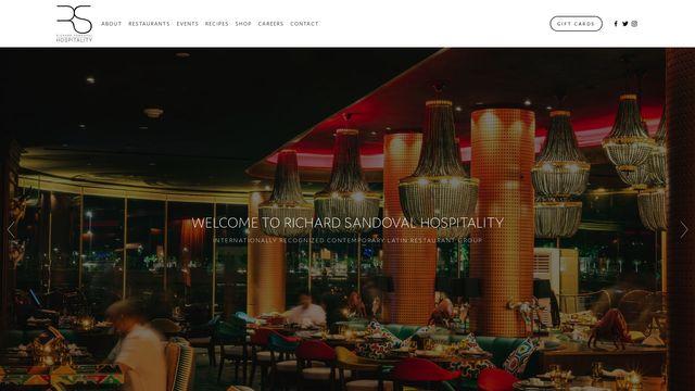 Richard Sandoval Hospitality (Modern Mexican LLC)
