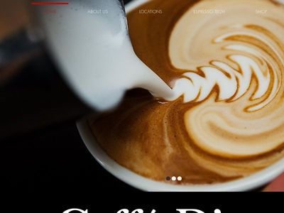 Caffe D'arte Alaska / Sappore Coffee Inc.