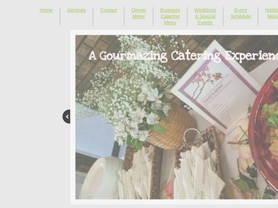 Ms. Groovy's Kitchen: A Gourmazing Catering Experience