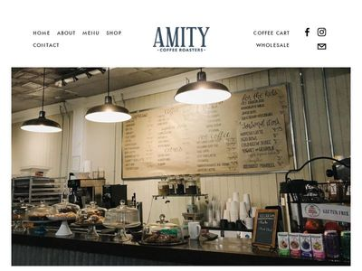 Amity Coffee Roasters & Cafe