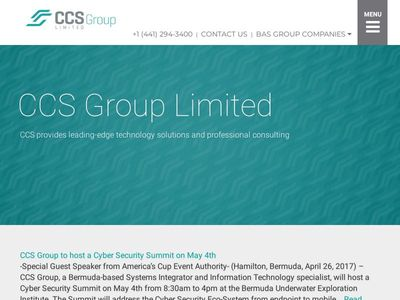 CCS Group Limited