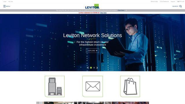Leviton Manufacturing Co., Inc.