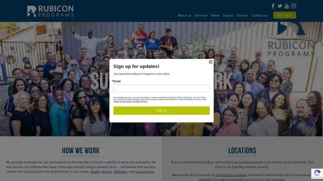 Rubicon Programs Inc.