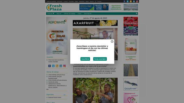 AgroFresh Solutions, Inc.