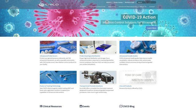 CIVCO Medical Instruments Co., Inc.