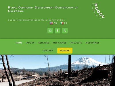 Rural Community Development Corporation of California