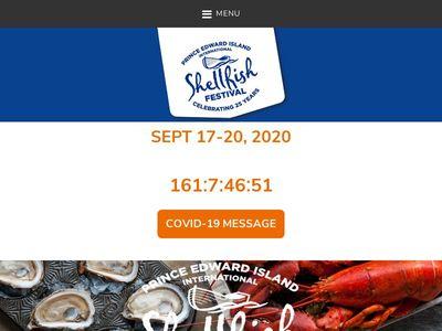 PEI International Shellfish Festival